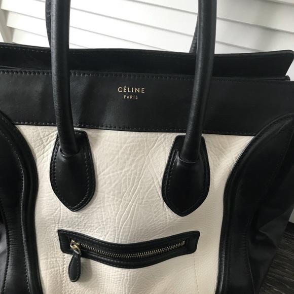 2bc1a7d196df Celine Handbags - Authentic Celine Mini Luggage handbag